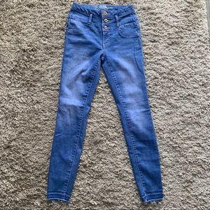 Skinny jeans size 3